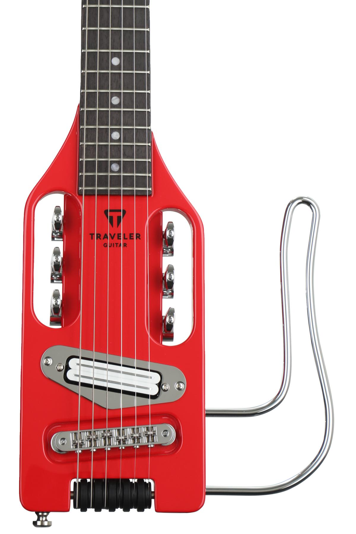 5. Traveler Guitar Ultra-Light Solid-Body Electric Guitar