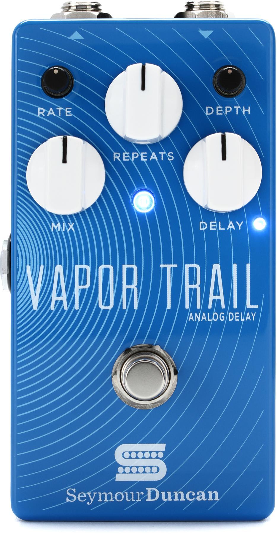4. Seymour Duncan Vapor Trail Analog Delay Pedal