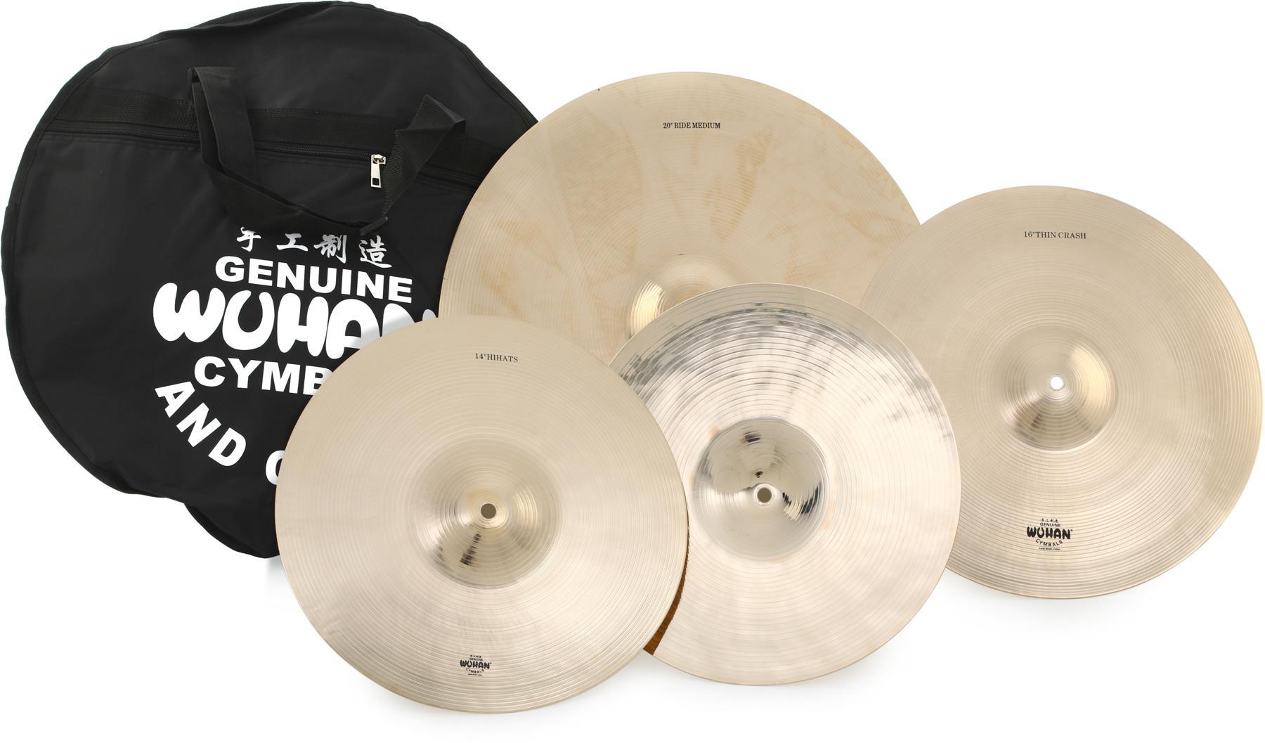 Wuhan WUTBSU Cymbal Pack