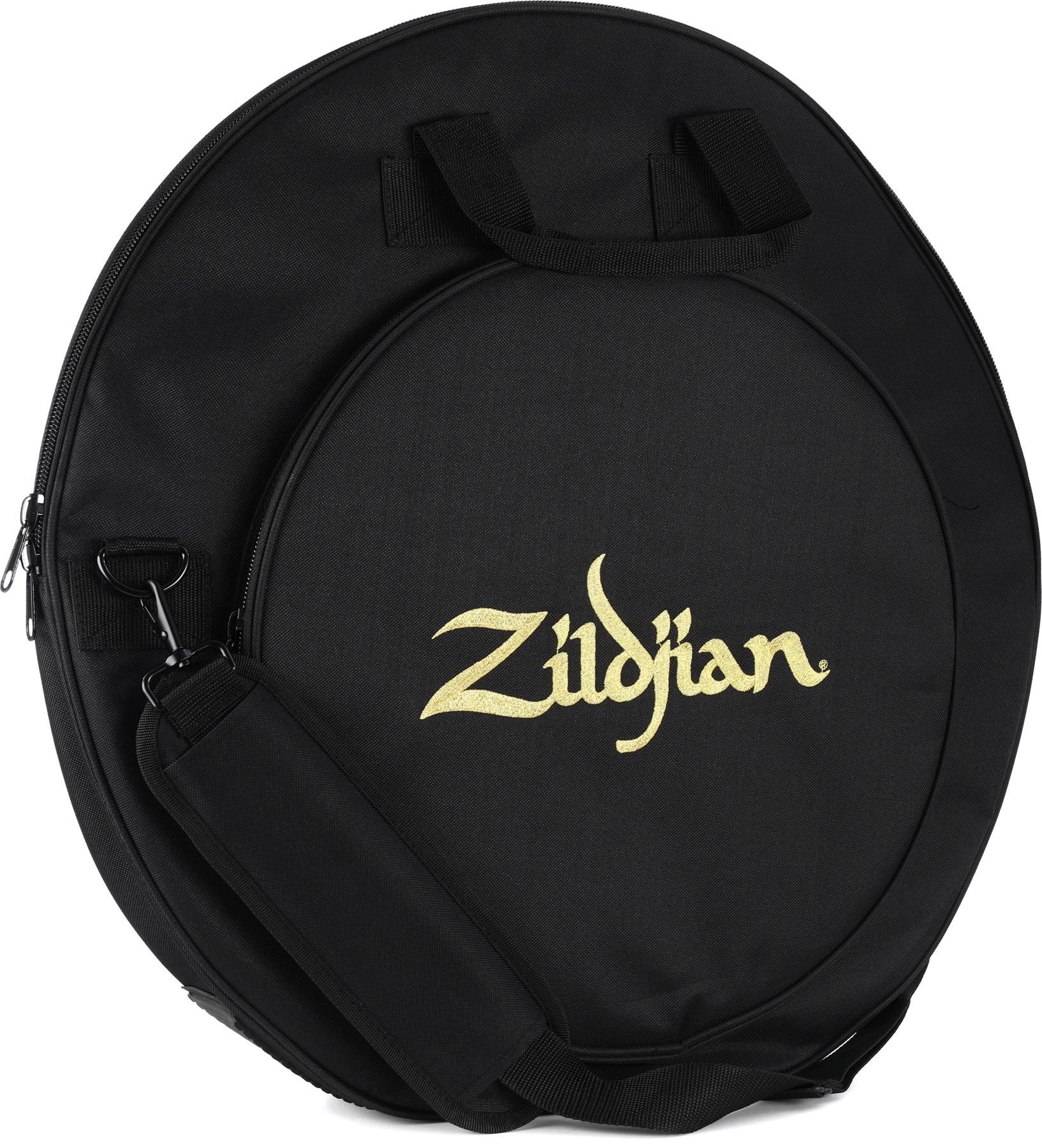 "3. Zildjian 22"" Gig Cymbal Bag"