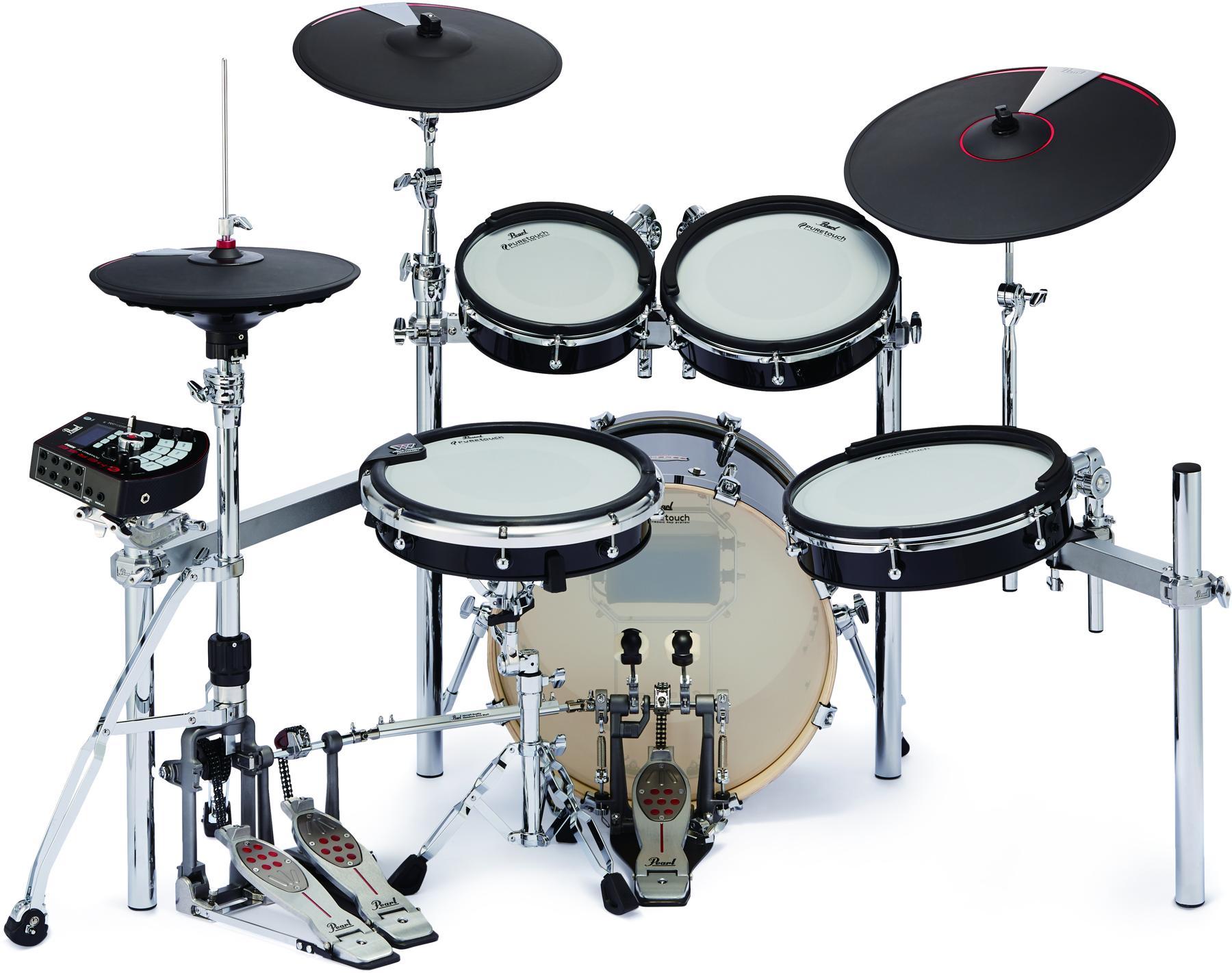 Pearl e/Merge Drum Set