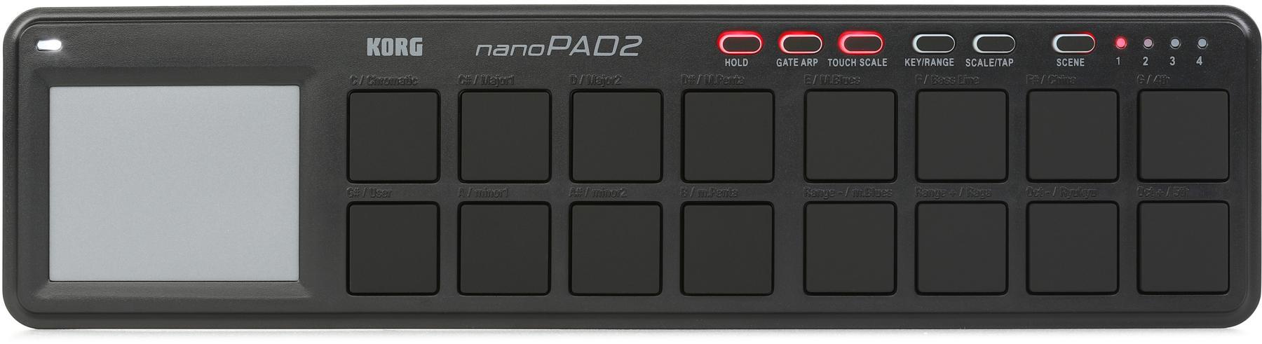 2. Korg nanoPAD2