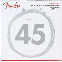 Fender 7250M Nickel Plated Steel Long Scale Medium Bass Strings