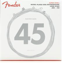 Fender 72505M Nickel Plated Steel Long Scale Medium 5-String Bass Strings