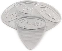 Fender Steel Pick 4-Pack - Heavy