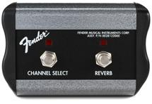 Fender 0994056000 2-Button Channel/Reverb Footswitch