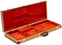 Fender Pro Series Hardshell Case - Strat/Tele, Tweed