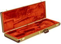 Fender Pro Series Precision Bass/Jazz Bass Case - Tweed