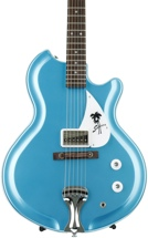 Supro Americana Series Sahara - Wedgewood Blue Metallic