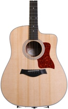 Taylor 210ce Dreadnought w/Cutaway and Electronics - Natural