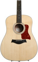 Taylor 210e Dreadnought - Electronics, Natural