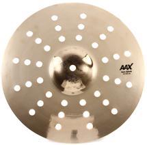 "Sabian AAX Aero Splash Cymbal - 12"" Brilliant Finish"