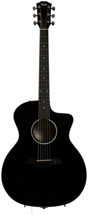 Taylor 214ce Grand Auditorium - Cutaway, Electronics, Black