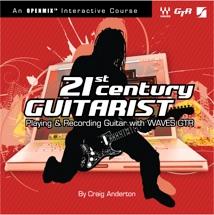 Sound.org 21st Century Guitarist