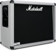 Marshall 2536 Silver Jubilee Cab 140-watt 2x12