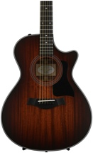 Taylor 322ce Grand Concert Acoustic-electric w/Cutaway, Shaded Edgeburst