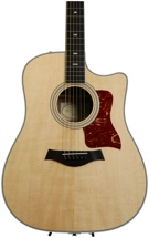 Taylor 410ce Dreadnought - Acoustic Electric Natural with Cutaway