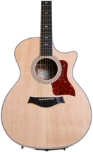 Taylor 414ce Grand Auditorium - Cutaway, Electronics, Natural