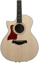 Taylor 414ce Grand Auditorium - Left-Handed Acoustic Electric w/Cutaway