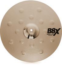"Sabian B8X Ballistic Crash Cymbal - 16"""