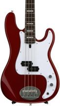 Lakland Skyline 44-64 Custom - Candy Apple Red, Rosewood