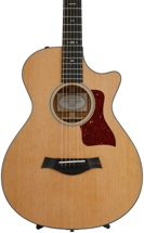 Taylor 512ce 12-fret Grand Concert, Natural