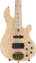 Lakland 55-94 Deluxe, Exotic Top - Birdseye Maple with Maple fingerboard