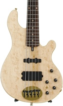 Lakland 55-94 Deluxe, Exotic Top - Birdseye Maple with Rosewood fingerboard