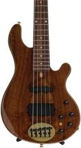 Lakland 55-94 Deluxe, Exotic Top - Walnut Burl with Rosewood Fingerboard
