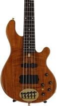 Lakland 55-94 Deluxe, Exotic Top - Koa with Rosewood fingerboard