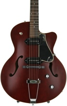 Godin 5th Avenue CW Kingpin II - Burgundy