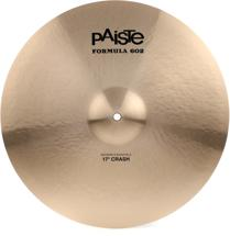 Paiste Formula 602 Modern Essentials Crash - 17