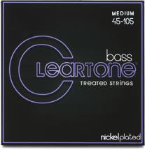 Cleartone 6445 EMP Treated Medium Bass Strings