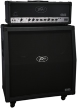 Peavey 6505 Half Stack - 120-watt Head and 4x12