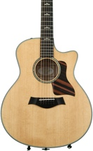 Taylor 656ce 12-String Grand Symphony Cutaway - Brown Sugar Stain