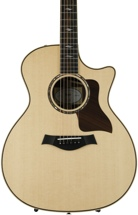 Taylor 814ce Brazilian/Sitka LTD - Natural