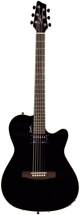Godin A6 Ultra Acoustic Electric - Black Hi-Gloss