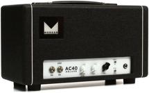 Morgan Amps AC40 Deluxe 40-watt Power-scaled Head - Black