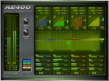 McDSP AE400 Active EQ Native v6 Plug-in
