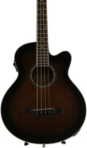 Ibanez AEB10E - Dark Violin Sunburst