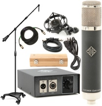 Telefunken AK47MKII Package with Stand and Cable