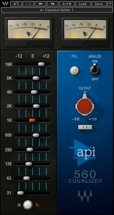Waves API 560 Plug-in
