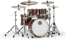 Mapex Armory 5-piece Fusion Shell Pack - Transparent Walnut