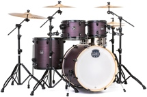 Mapex Armory Exotic 5-piece Shell Pack - Purple Haze Satin