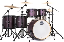 Mapex Armory Exotic 6-piece Studioease Fast Tom Shell Pack - Purple Haze Satin