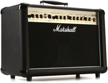 "Marshall AS50DB 50-watt 2x8"" 2-channel Acoustic Combo - Limited Edition Black"