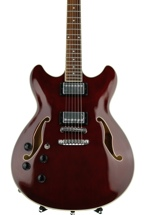 Ibanez AS73 - Left-handed, Transparent Cherry