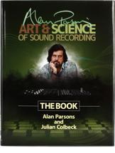 Hal Leonard Alan Parsons Art & Science of Sound Recording - Book