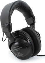 Audio-Technica ATH-D40 Bass-Enhanced Studio Headphones - Closed
