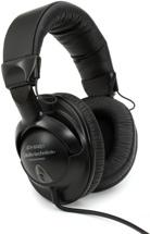 Audio-Technica ATH-M40fs Circumaural Studio Headphones - Closed